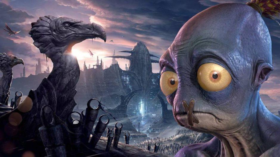 Oddworld: Soulstorm muestra un nuevo y oscuro teaser tráiler