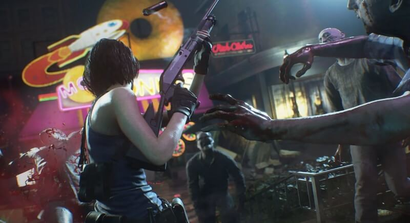 Nuevas imágenes de Resident Evil 3 Remake