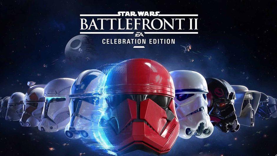 Un vídeo nos muestra la evolución gráfica de Star Wars Battlefront II