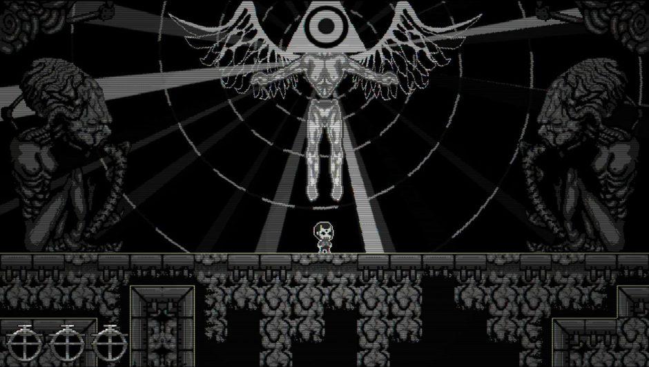 El terror en 2D de Tamashii ya disponible en Xbox One