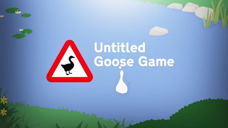 Untitled Goose Game ha vendido un millón de copias