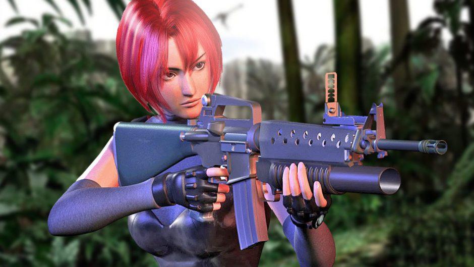 Capcom ha registrado la marca Dino Crisis en Japón