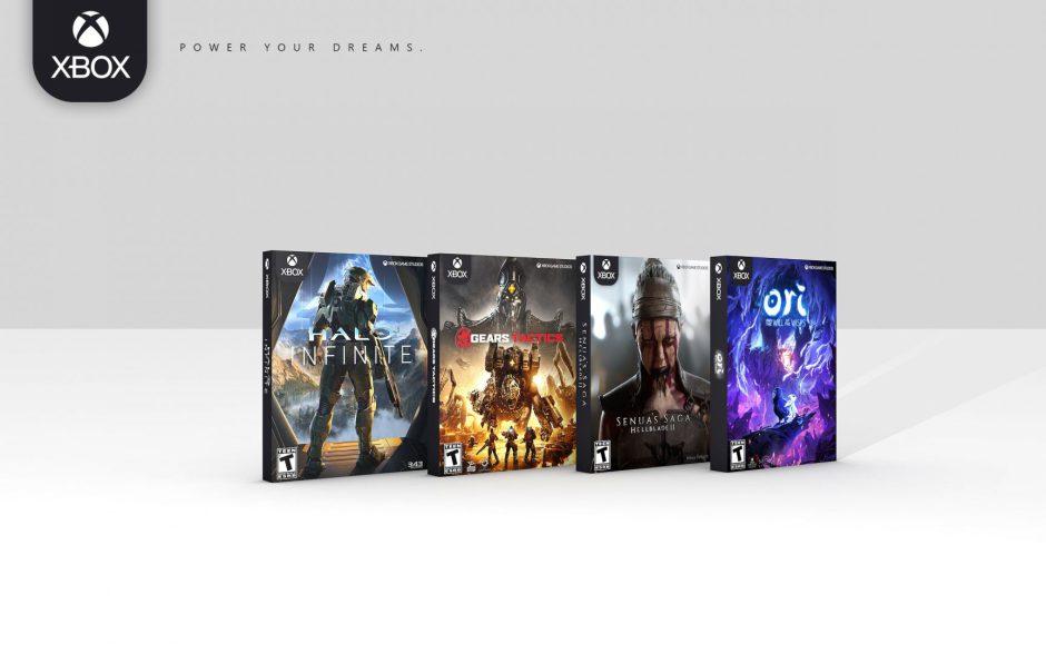 Un Fan Art imagina las portadas de los juegos de Xbox Series X