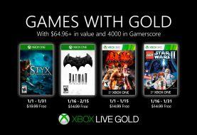 Vota: ¿Qué os parecen los Games With Gold de enero?