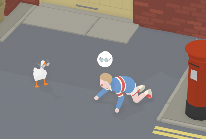 Untitled Goose Game llegará a Xbox Game Pass el 17 de diciembre