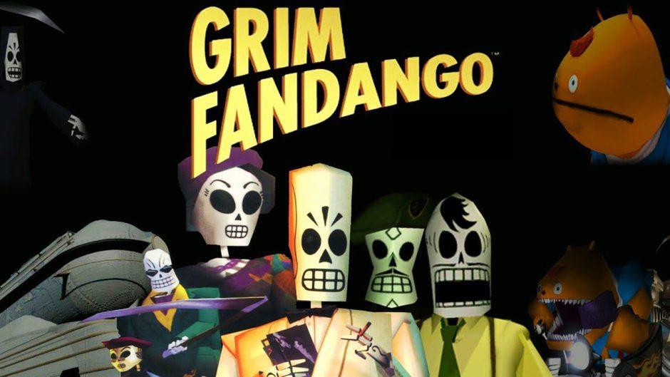 Grim Fandango podría llegar a Xbox One