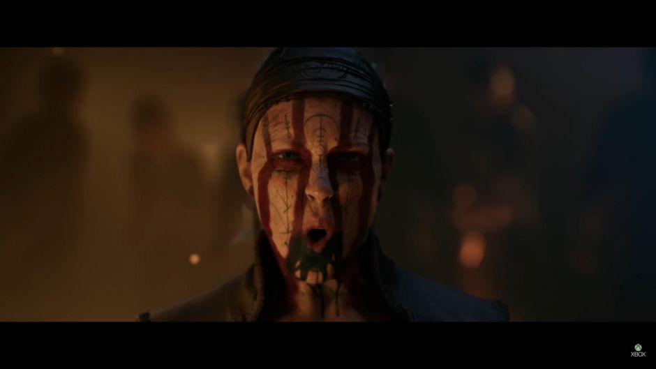 El Unreal Engine 4 es el motor gráfico de Hellblade 2