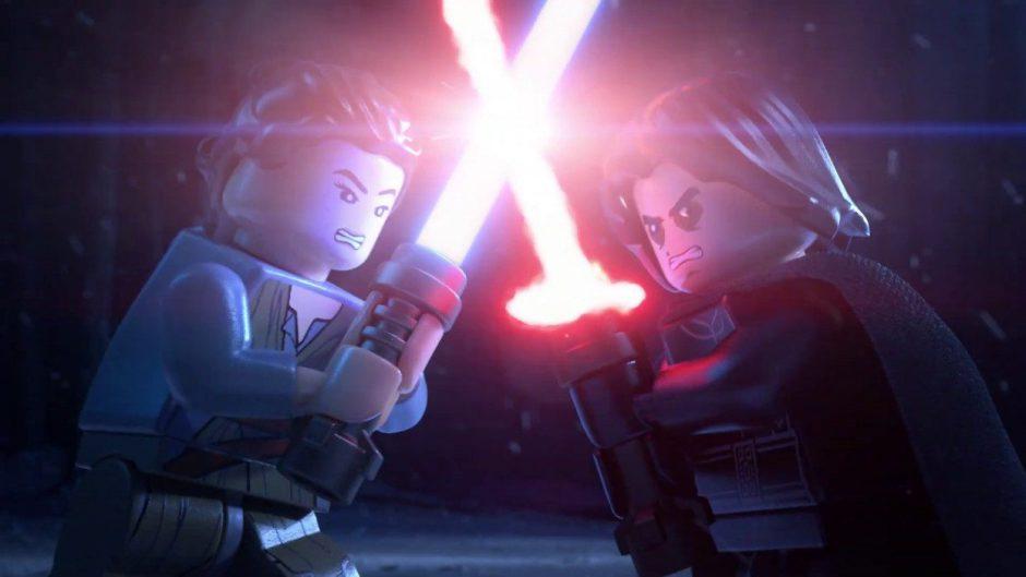 LEGO Star Wars: The Skywalker Saga estrena nuevo tráiler