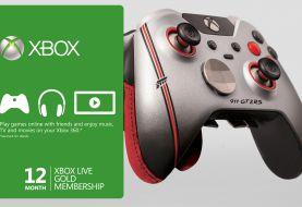 12 meses de Xbox Live Gold, Forza Motorsport 7 y el mando Elite Porsche Edition ¡a 99 euros!
