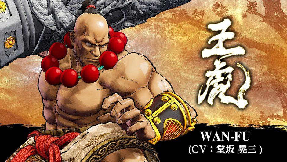 Wan-Fu se incorpora a Samurai Shodown el 18 de diciembre