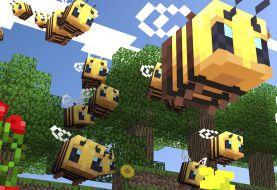 Ya tenemos fecha para la actualización The Buzzy Bees en Minecraft