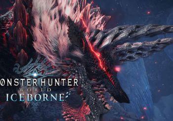 Llega la segunda gran actualización de Monster Hunter World: Iceborne