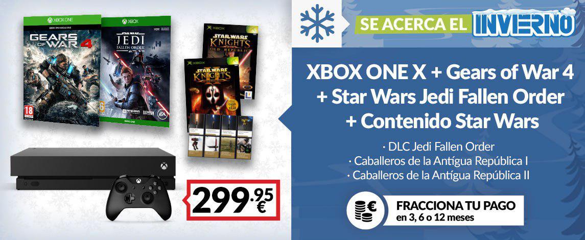 Xbox One X Oferta