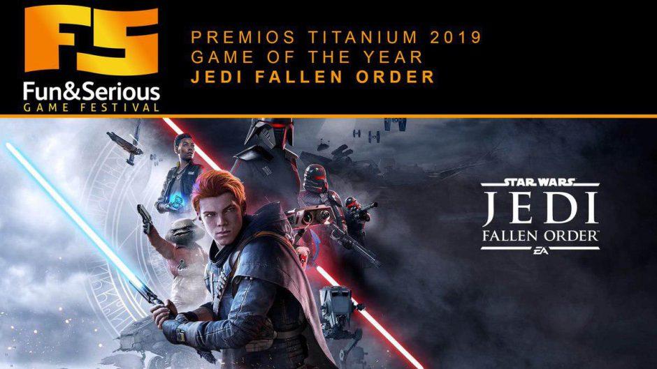 Ganadores de los premios Titanium del Fun & Serious 2019