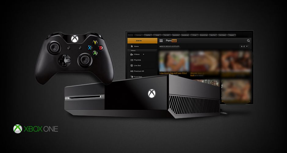 El consumo de porno en Xbox aumenta más de un 5%