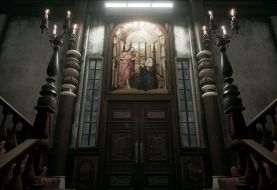 La Mansión Spencer de Resident Evil, más realista que nunca gracias a Unreal Engine 4