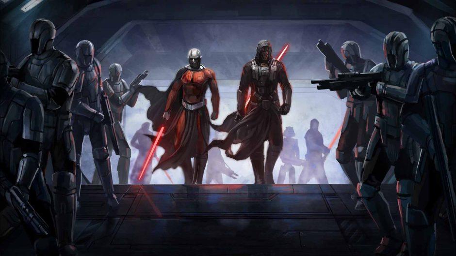 Un personaje de Star Wars: KOTOR forma parte del canon oficial