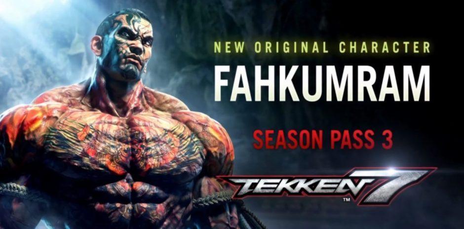Tekken 7 presenta en trailer a sus tres nuevos luchadores