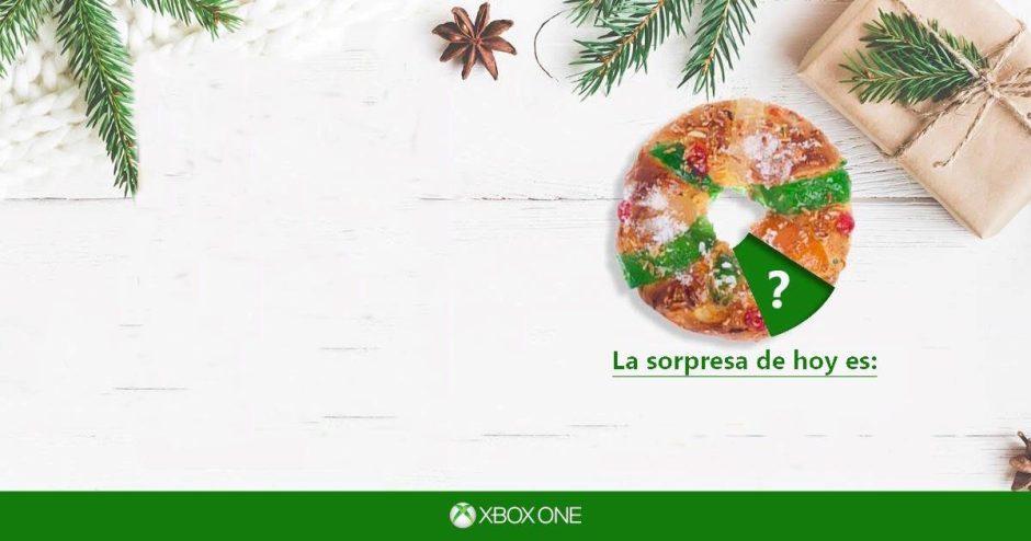 ¡Vuelve el Roscón de Xbox! Participa cada día para llevarte grandes premios