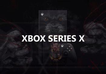 Fuente integrada y puertos, desveladas las conexiones de Xbox Series X