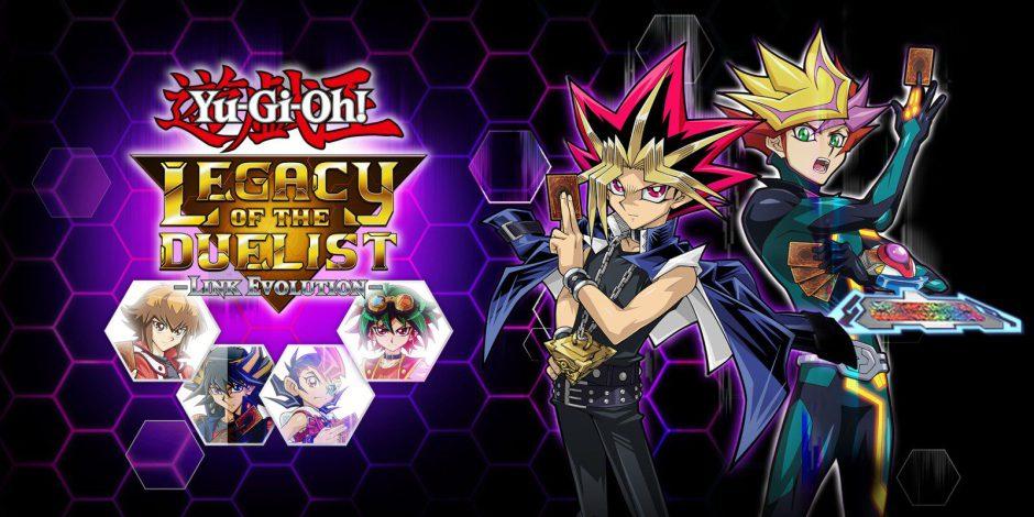 Yu-Gi-Oh! Legacy of the Duelist: Link Evolution llegará a Xbox One