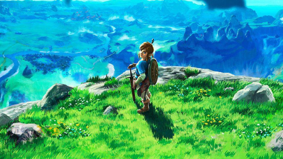 Cuelan un fake de Zelda Breath of The Wild en la Microsoft Store