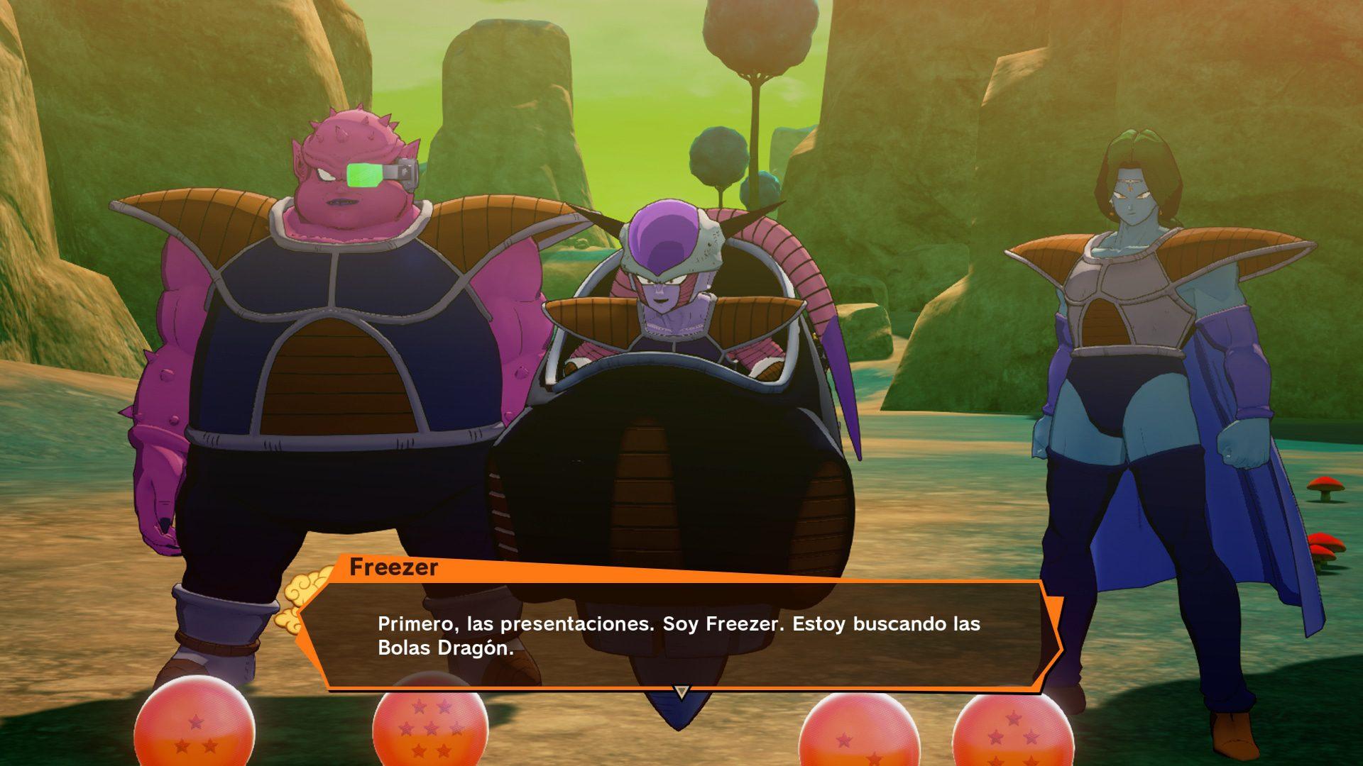 Análisis de Dragon Ball Z: Kakarot