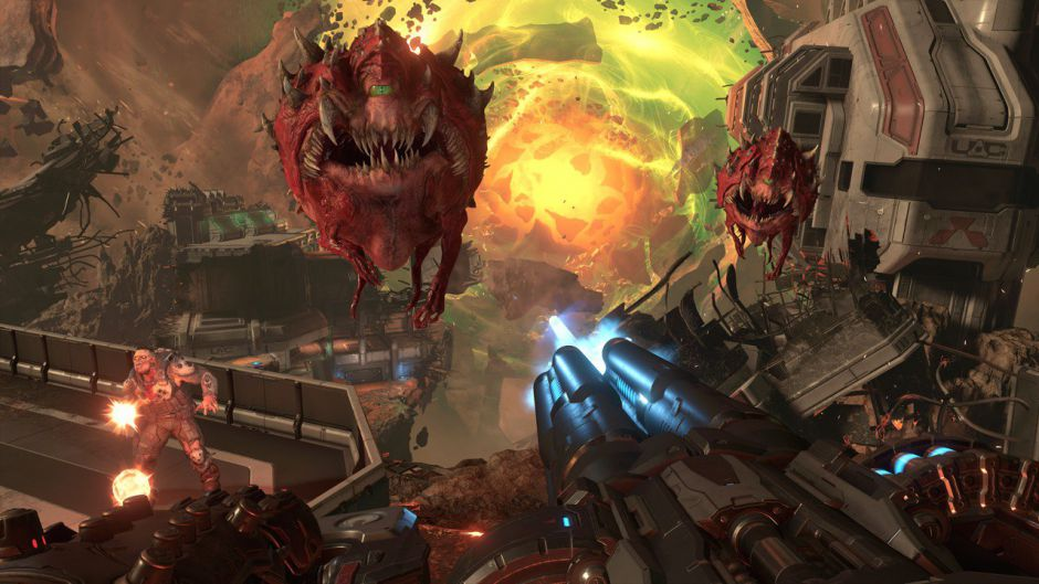 El director de Doom Eternal dice que más jugadores han finalizado este que su precuela de 2016
