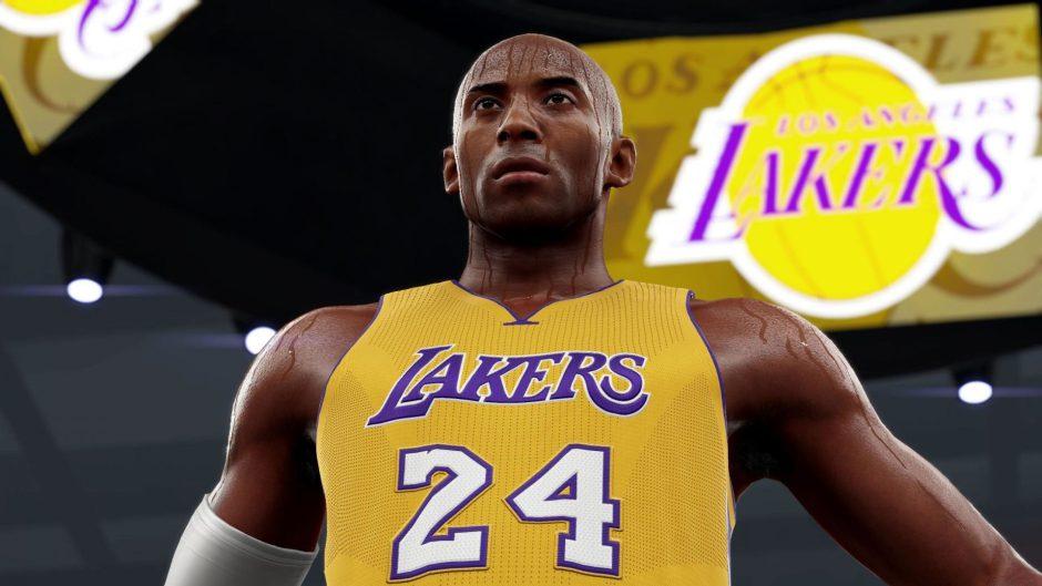 Los jugadores piden que Kobe Bryant sea portada de NBA 2k21