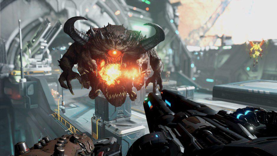 Un nuevo vídeo de DOOM Eternal nos muestra las armas disponibles y las debilidades enemigas