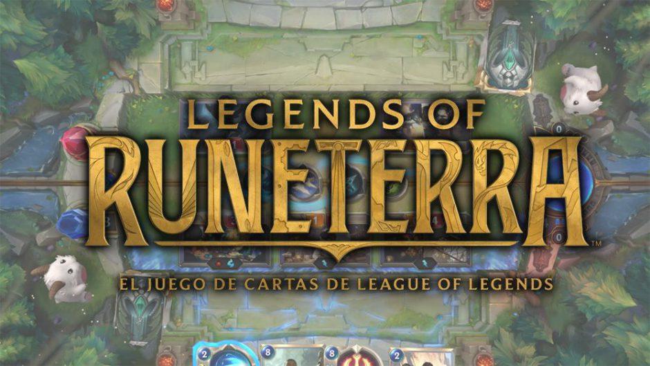 La beta abierta de Legends of Runeterra llega esta mismo mes de enero