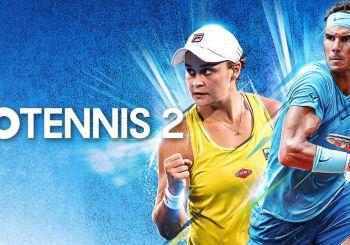 Análisis de AO Tennis 2