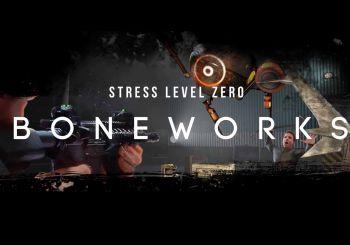 Boneworks es el nuevo éxito de la realidad virtual