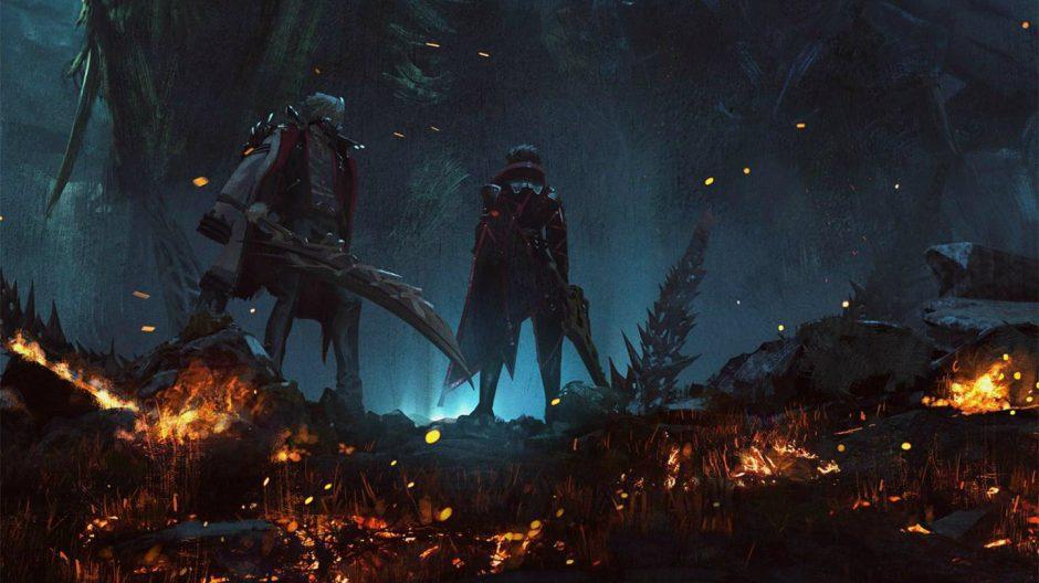 Ya sabemos la fecha de lanzamiento del nuevo DLC de Code Vein: Hellfire Knight