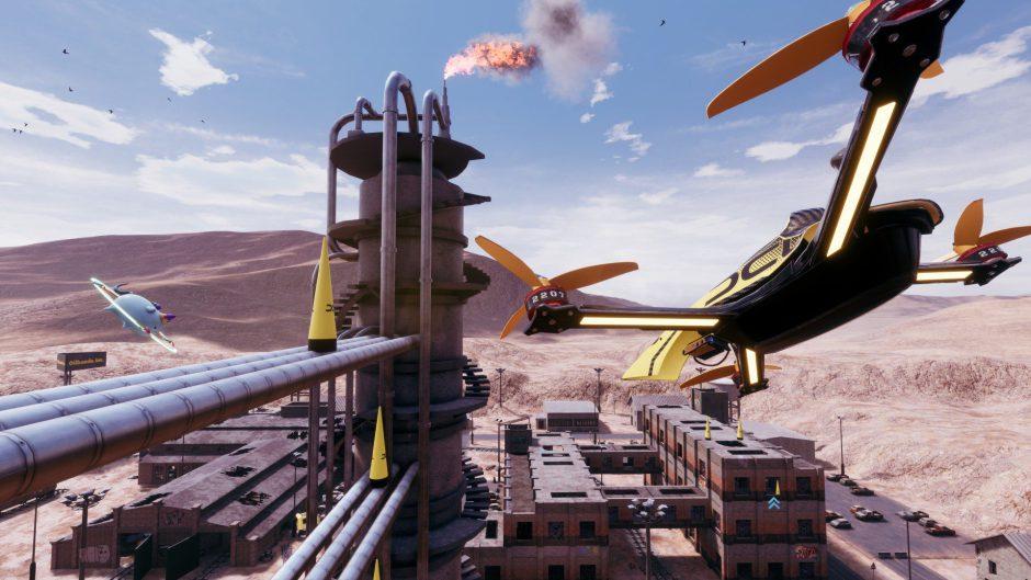 DCL: The Game llegará a Xbox One el 18 de febrero