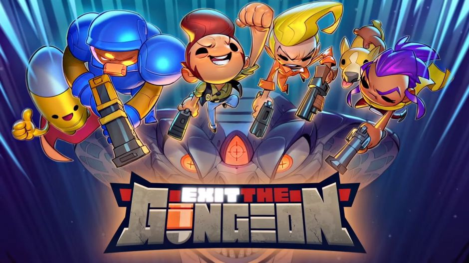 Exit the Gungeon confirma su lanzamiento en Xbox One y PC para principios de este 2020