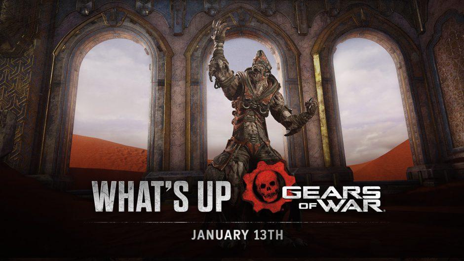 Estos son algunos detalles de la próxima actualización para Gears 5
