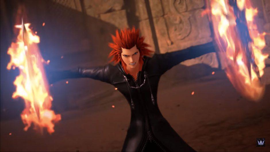 Un Glitch permite explorar una nueva zona de Kingdom Hearts III: Re Mind