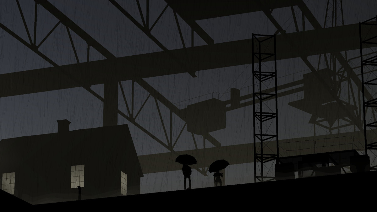 Lluvia Kentucky Route Zero
