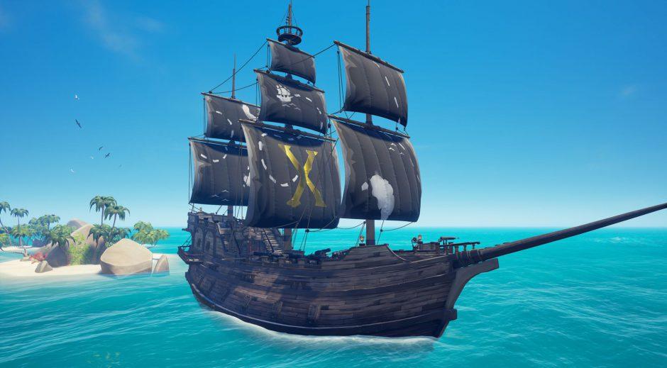 Rare confirma mejoras para Sea of Thieves en Xbox Series X