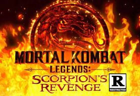 Primer tráiler de la película animada de Mortal Kombat