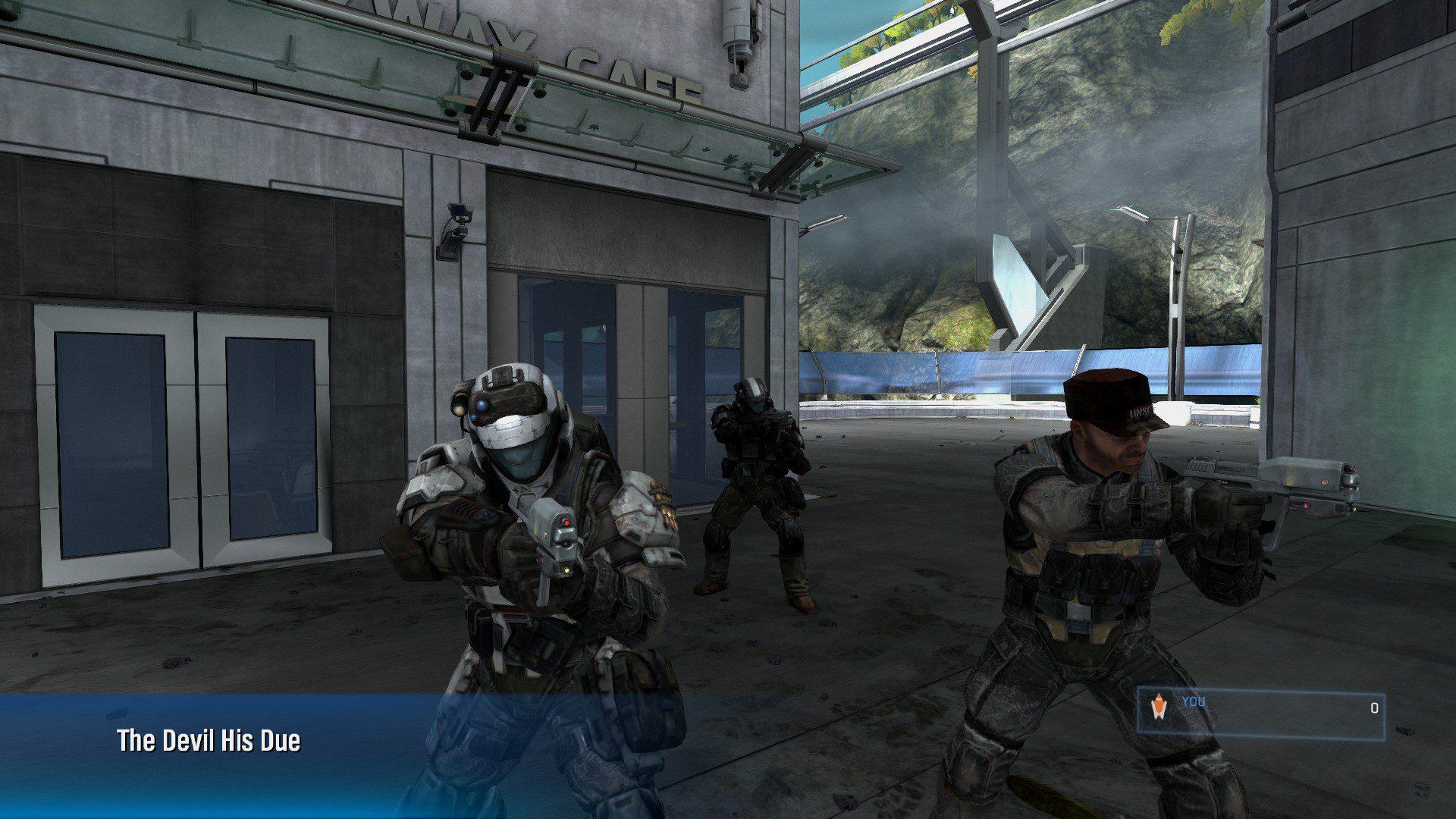 Un mod de Halo: Reach permite jugar la campaña como ODST