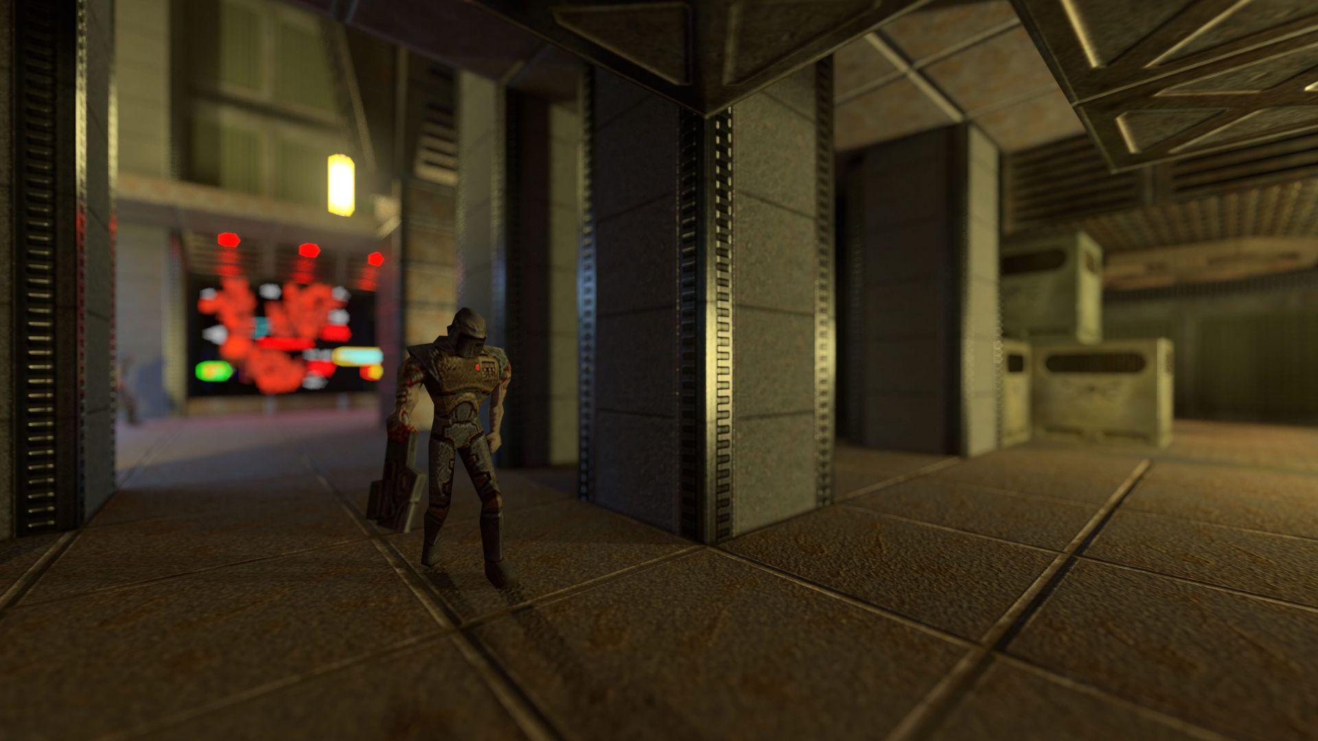 Quake II RTX con el modo foto (1)