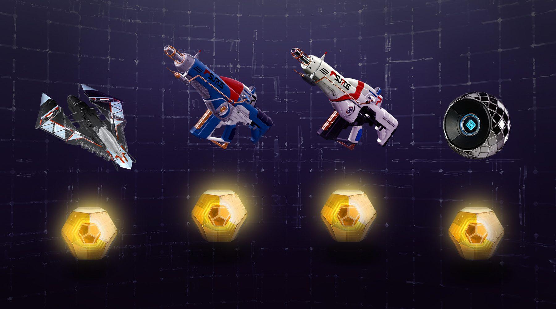 Recompensas de Twitch Prime en Destiny 2