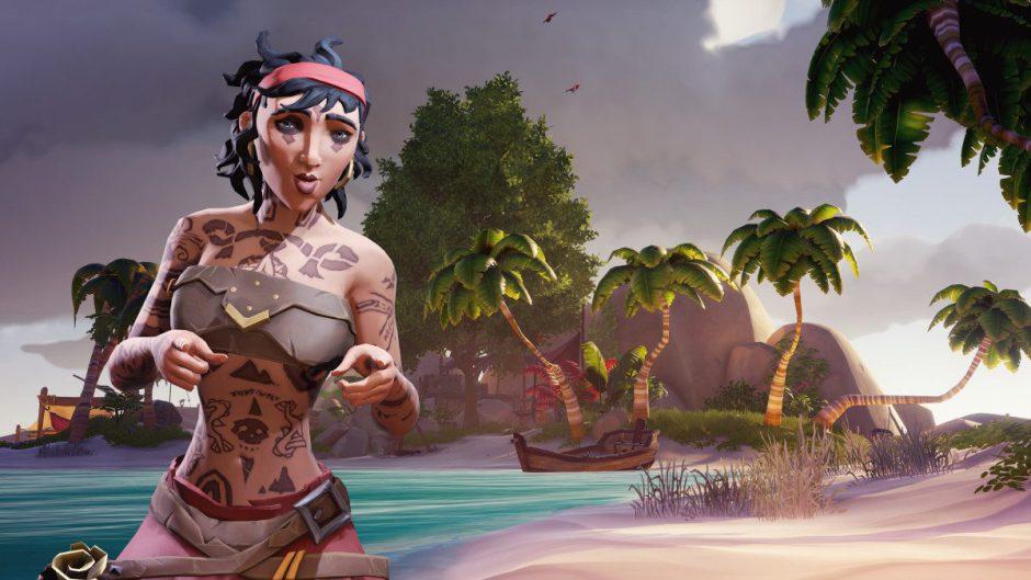 Sea of Thieves recibe novedades con Legends of the Sea