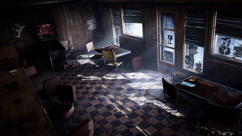Así se vería un remake de Silent Hill en Unreal Engine 4