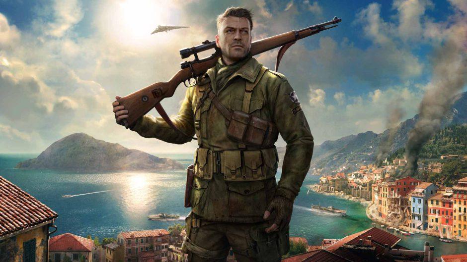 Sniper Elite 4 recibe su parche de actualización para Xbox Series