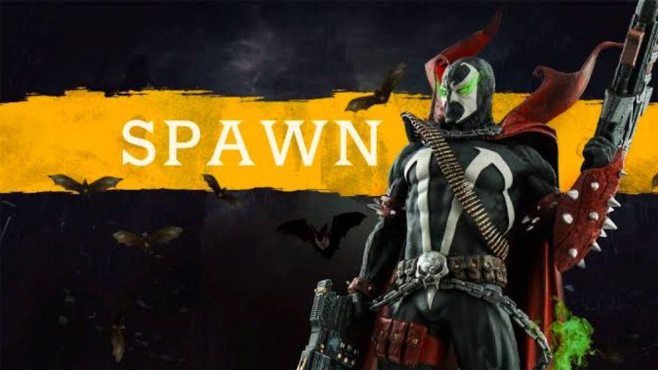 Pronto tendremos más información de Spawn para Mortal Kombat 11
