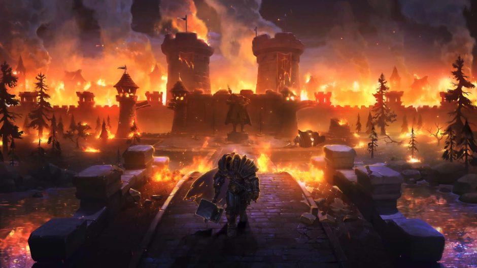 Todo el contenido que creen los jugadores en Warcraft III: Reforged pertenece a Blizzard