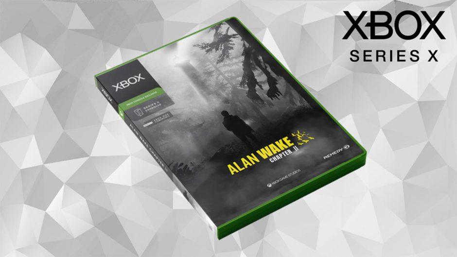 ¿Te gustaría Alan Wake 2 en Xbox Series X?